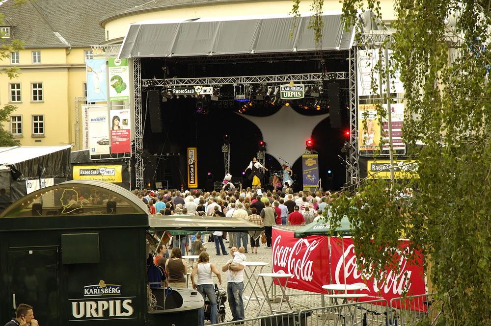 10. Saarspektakel - Radio Salü Bühne