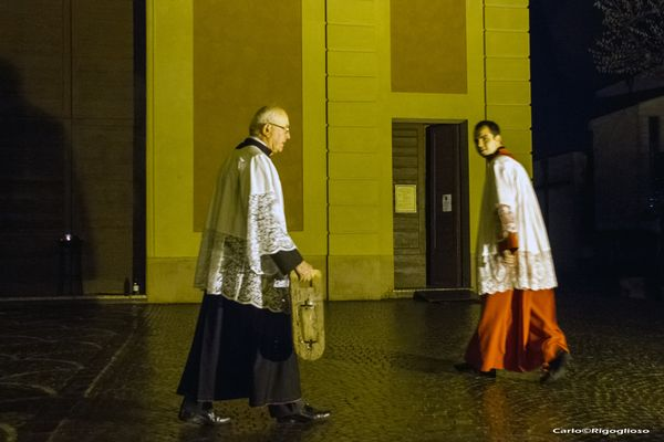 10 - Sabato Santo, Tampella vocat fideles