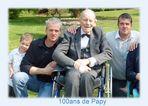 100 ans de Papy