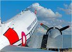 100 Jahre Airport Lübeck-Blankensee - DC 3 Rosinenbomber
