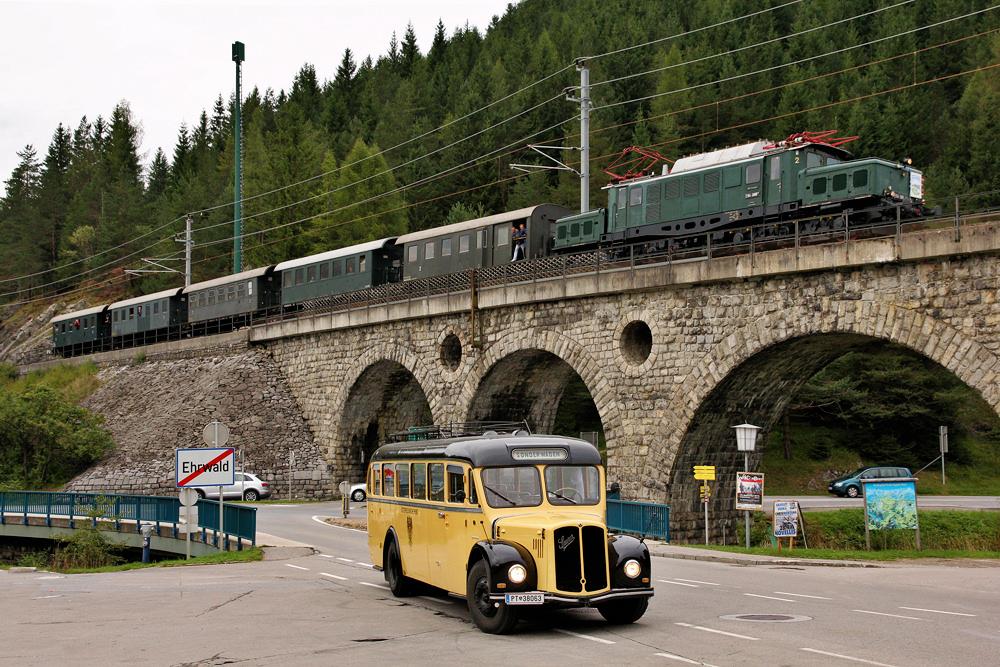 100 Jahre Ausserfernbahn
