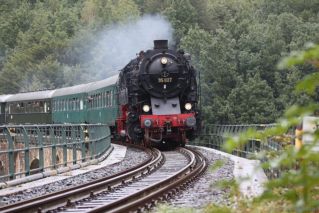 100 Jahre Bahn Meiningen Neuhaus am Rennweg