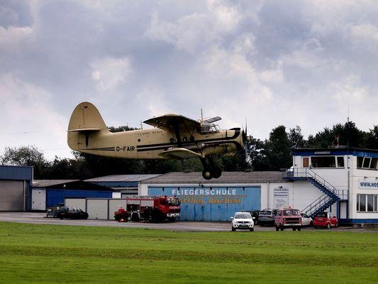 100 Jahre Flugplatz Aachen-Merzbrück 3