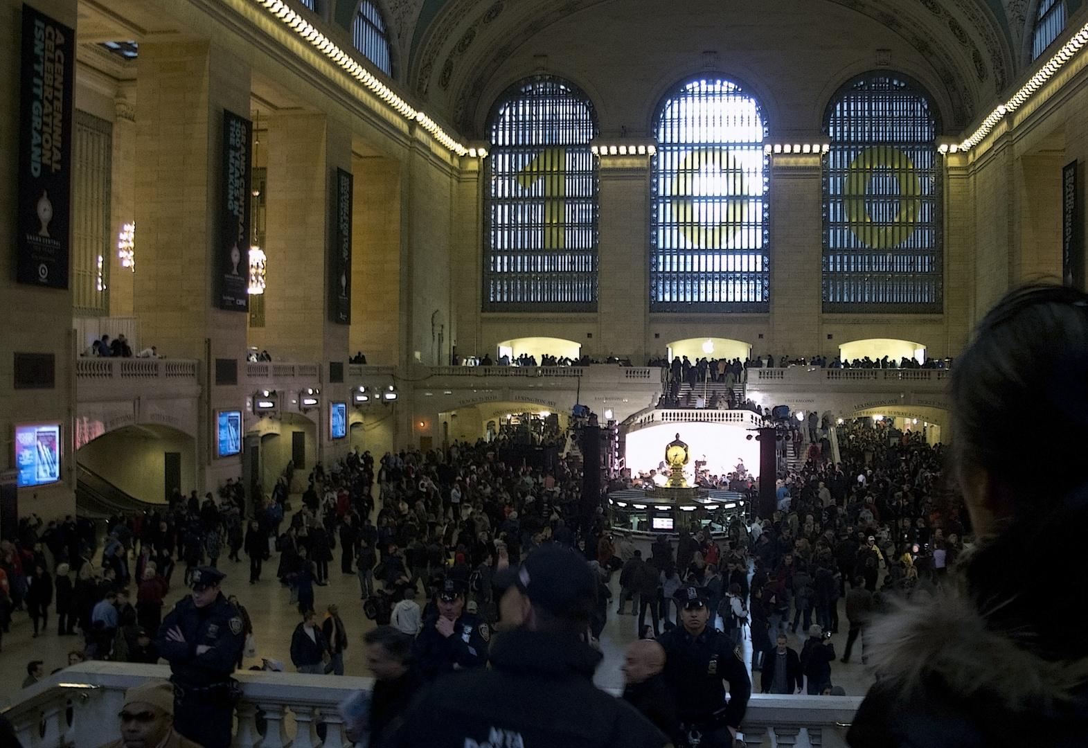 100 Jahre Grand Central Terminal