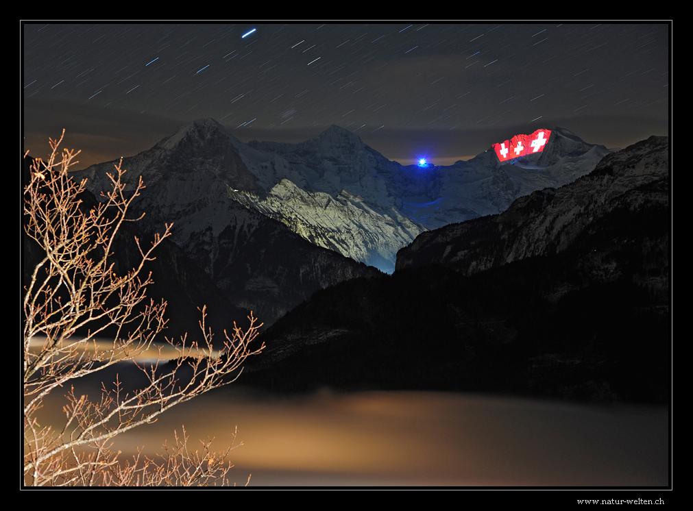 100 Jahre Jungfraubahnen