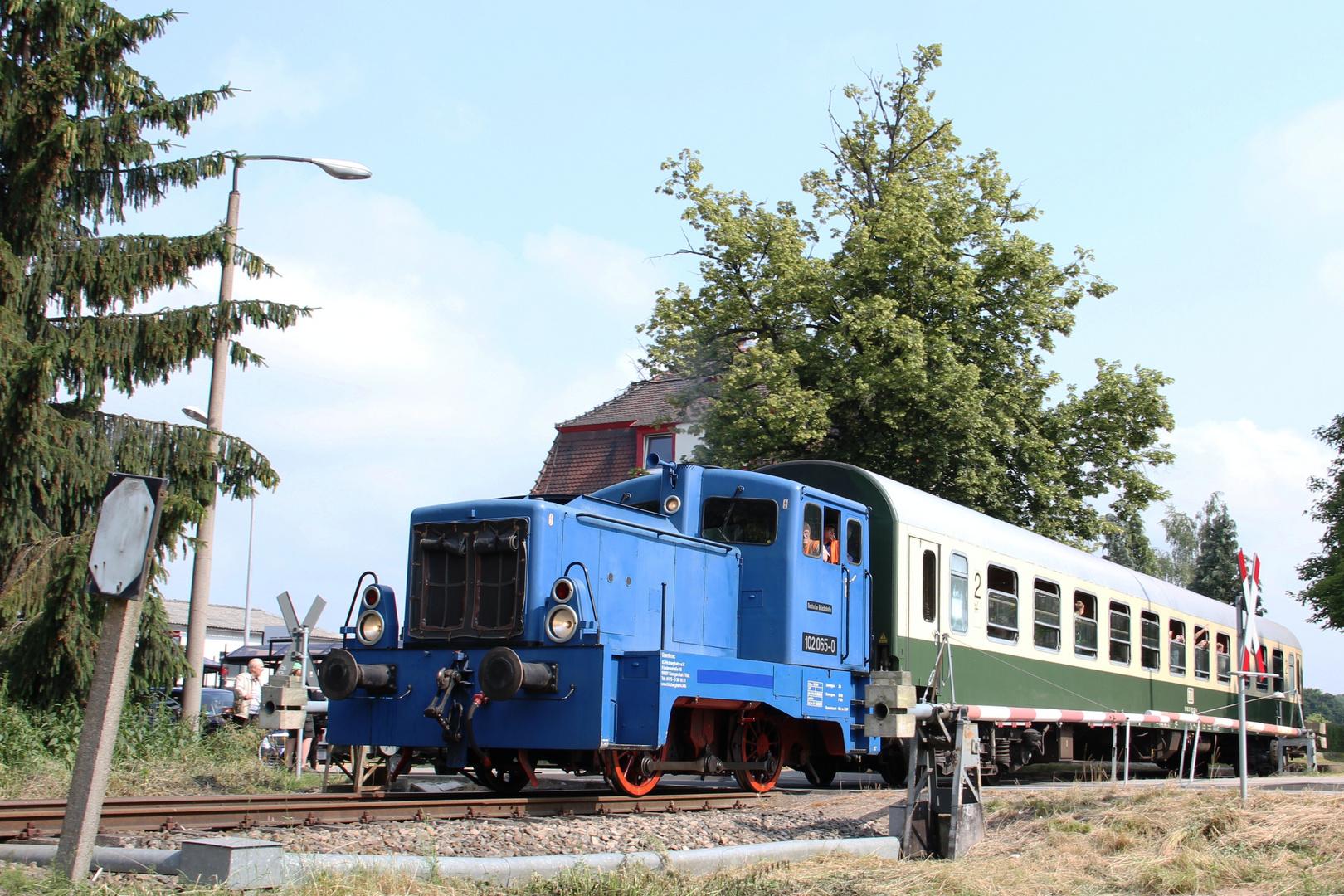 100 Jahre Kleinbahn Kirchheilingen...