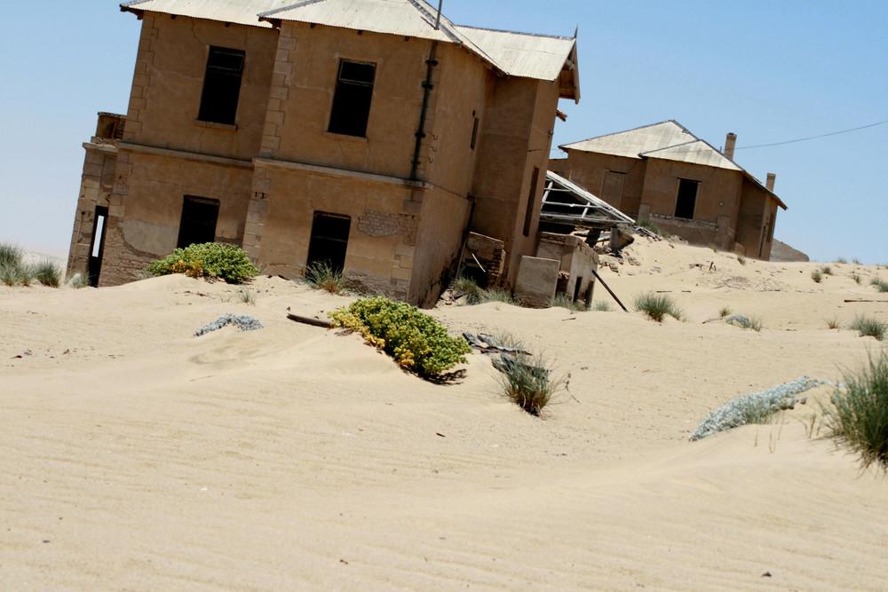 100 Jahre Kolmanskop