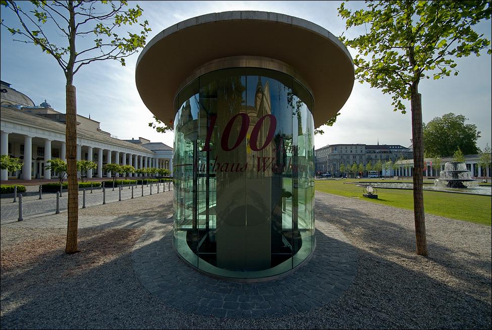 100 Jahre Kurhaus Wiesbaden