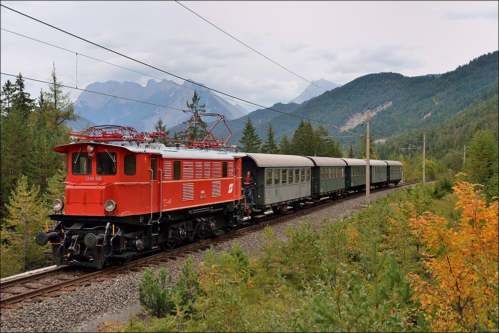 100 Jahre Mittenwaldbahn