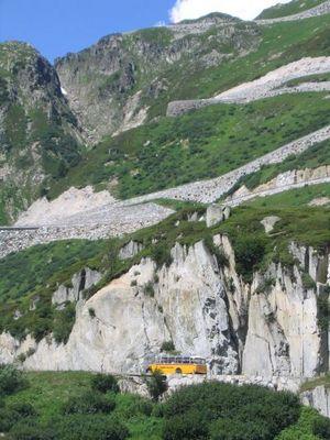 100 Jahre Postauto Schweiz