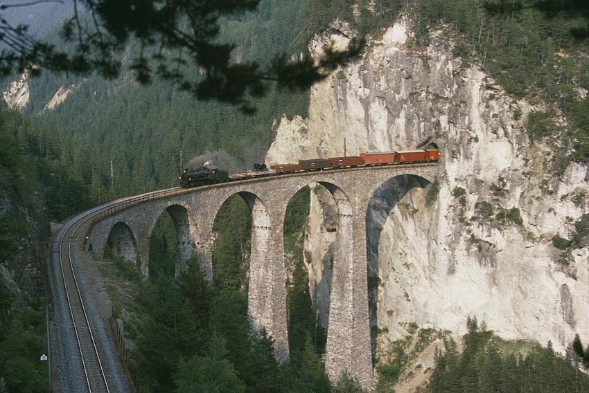 100 Jahre Rhätische Bahn