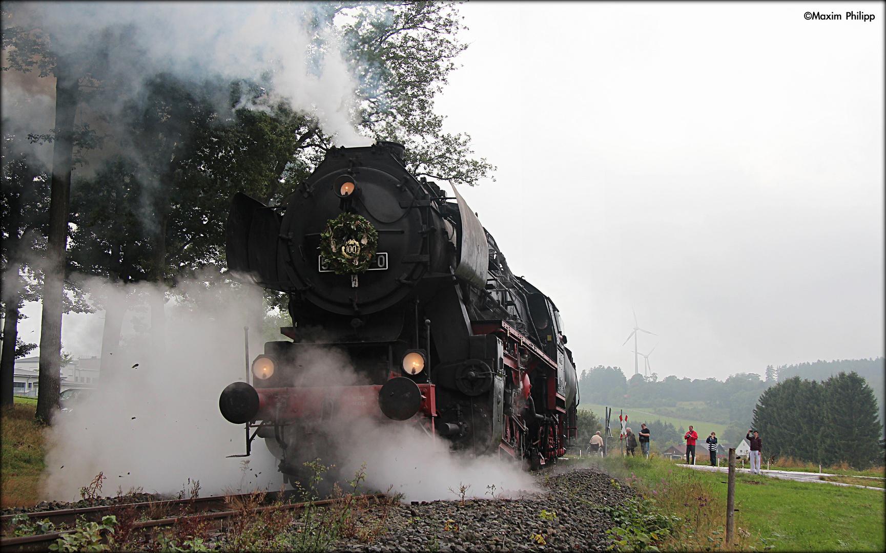 100 Jahre Westerwaldbahn