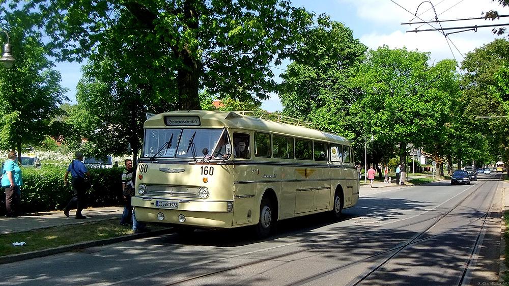100 Jahre Woltersdorfer Staßenbahn