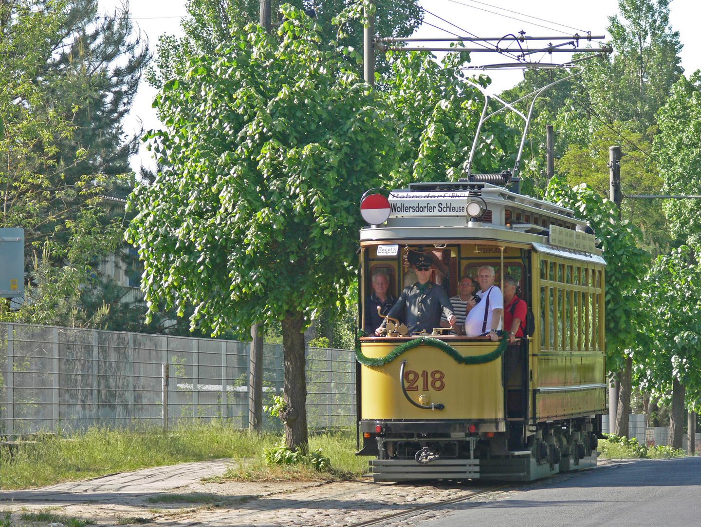 100 Jahre Woltersdorfer Straßenbahn 2