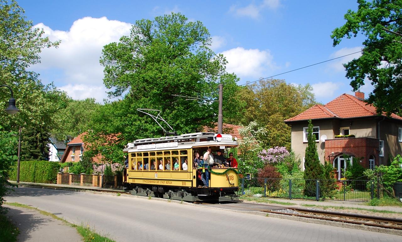 100 Jahre Woltersdorfer Strassenbahn