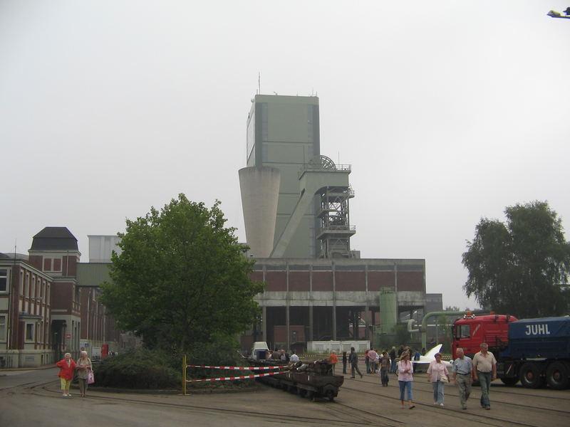 100 Jahrfeier Bergwerk Lippe