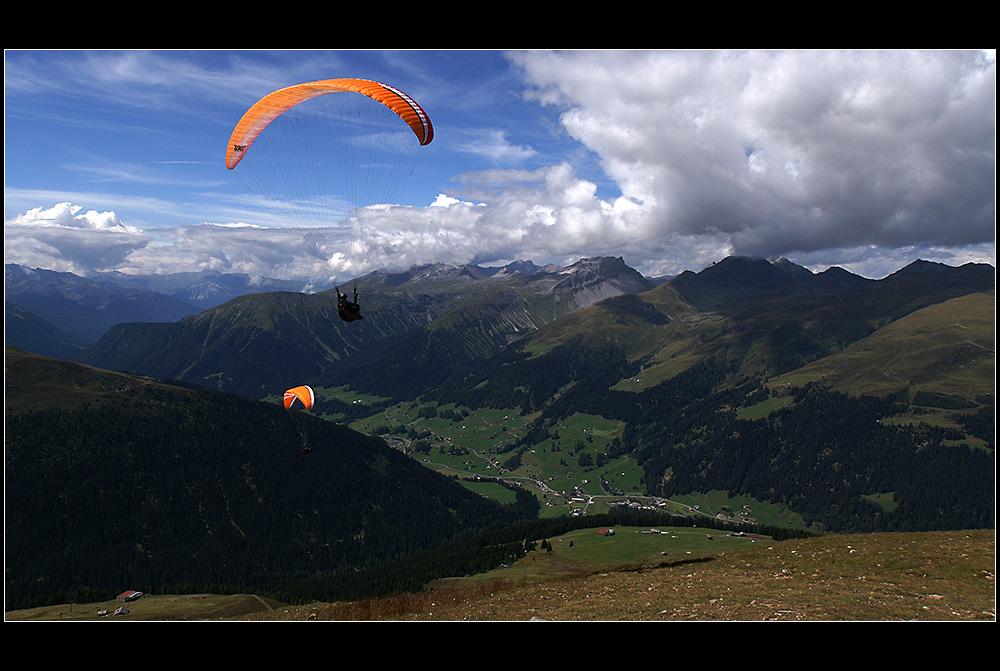 1000 Höhenmeter ...