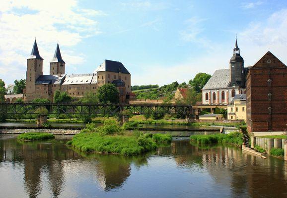 1000 jährige Geschichte-Schloss Rochlitz