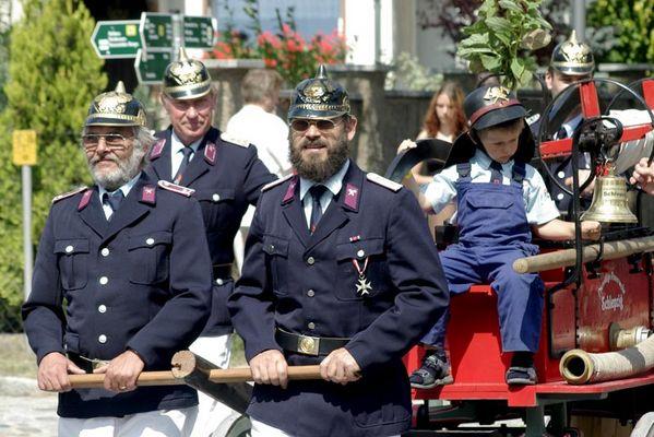 1000 Jahre Krausnick (4) Feuerwehr