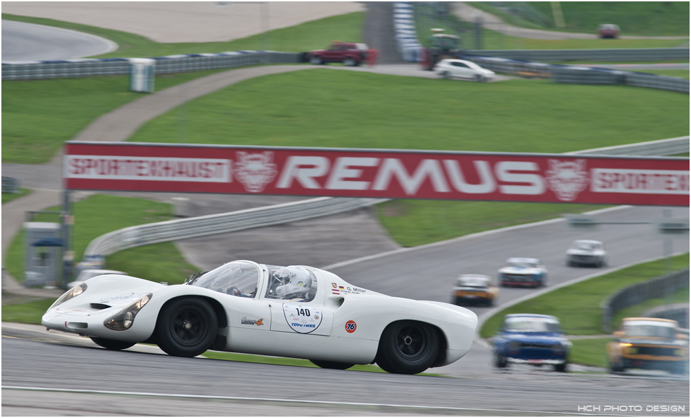 1000 km Ventilspiel 2013 / Porsche 910