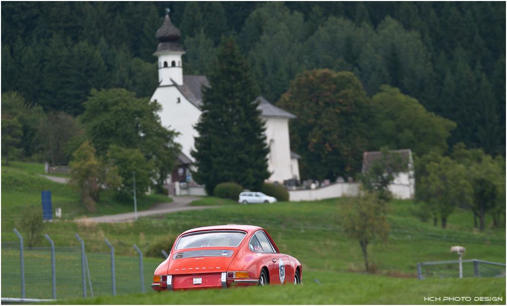 1000 km Ventilspiel 2013 / Porsche 911