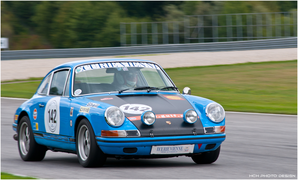 1000 km Ventilspiel 2013 / Porsche 911T