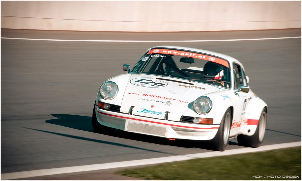 1000 km Ventilspiel / Porsche 911 2,8 RSR