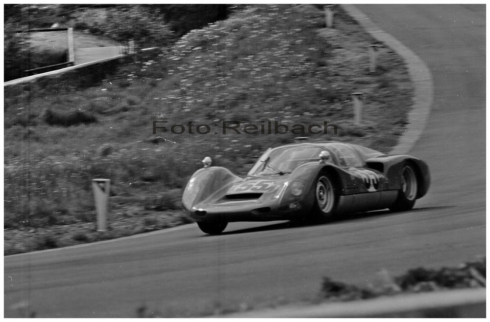 1000 km von Spa 1966