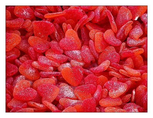 1000 süße Herzen für dich