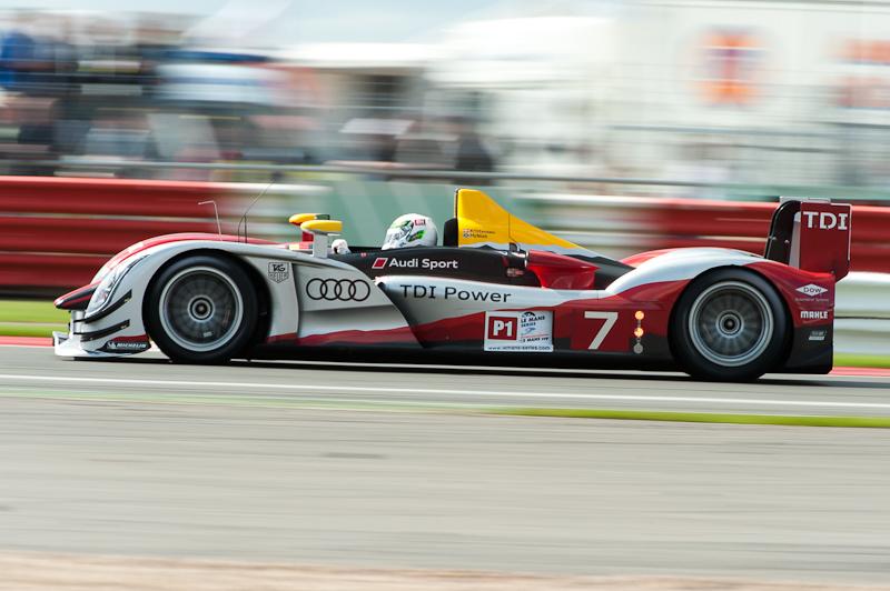 1000km of Silverstone - Team Joest Audi R15