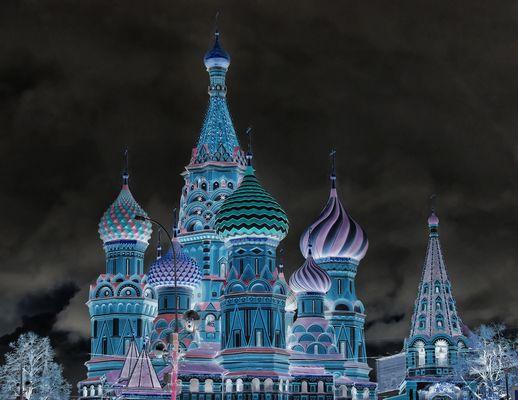 1001 Nacht in Moskau