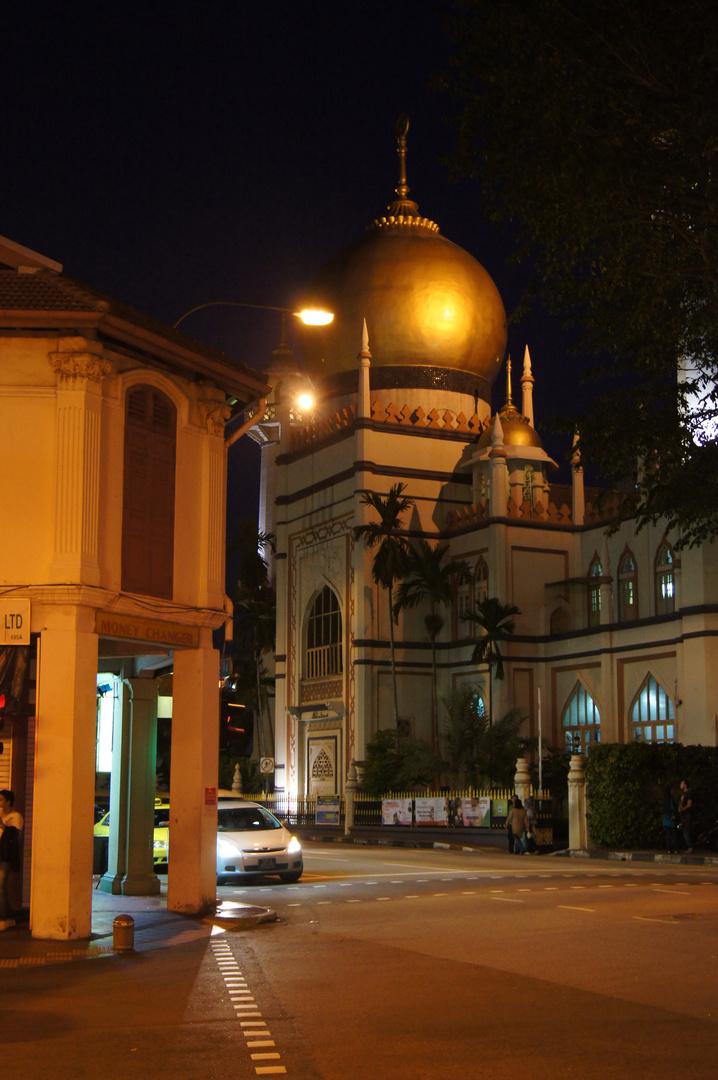 1001 Nacht in Singapore