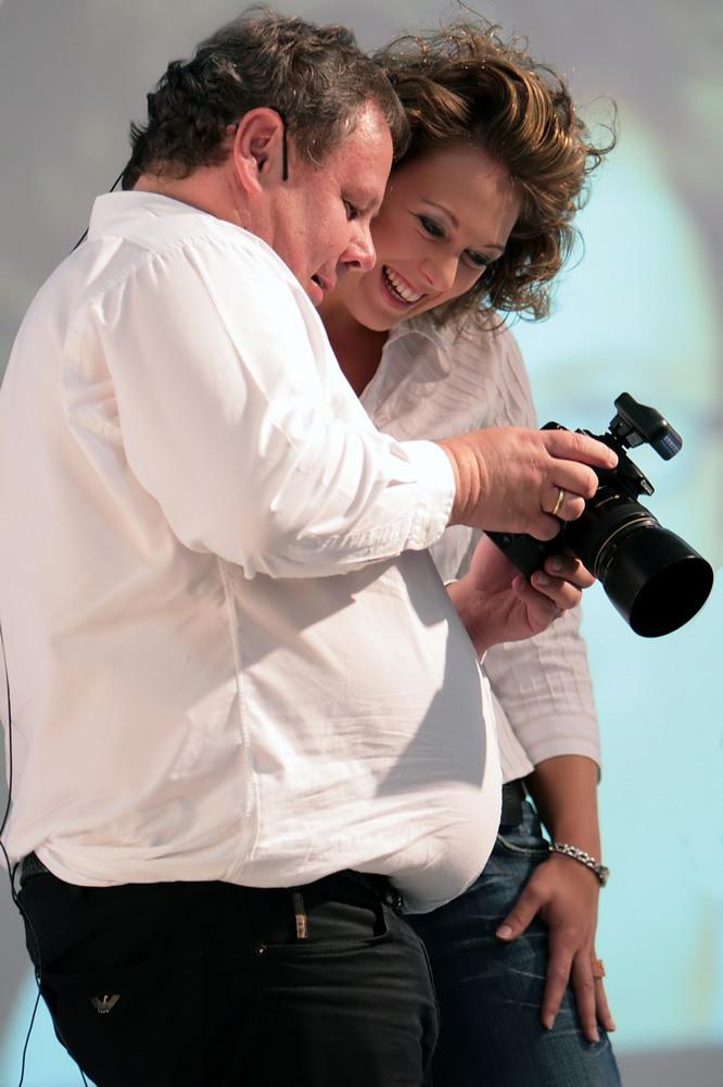 1001 Women - Photokina 2006, es ist geschafft