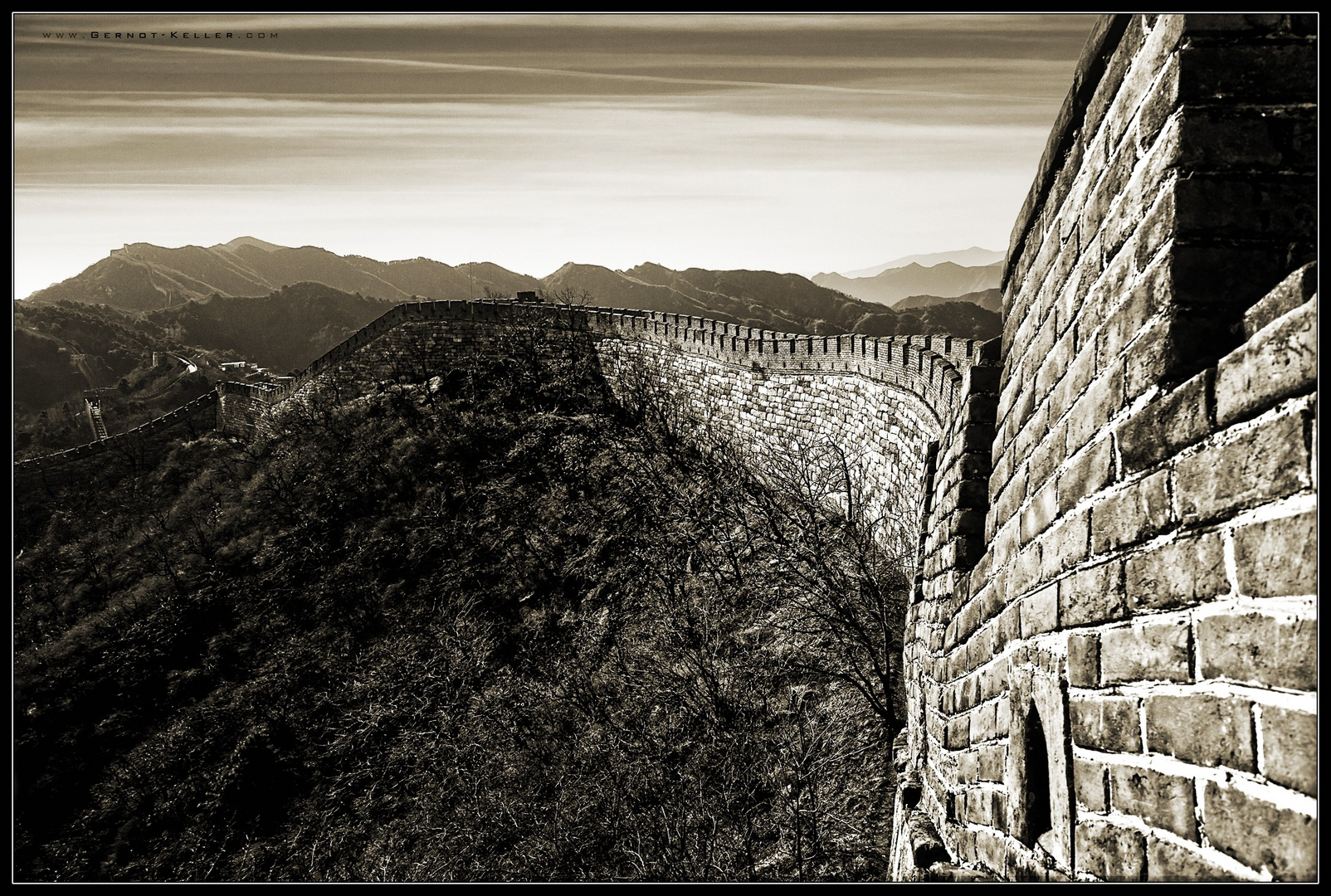 10044 - China, The Great Wall
