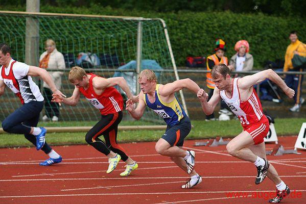 100m-Lauf