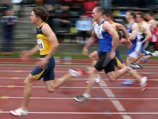 100m-Sprint