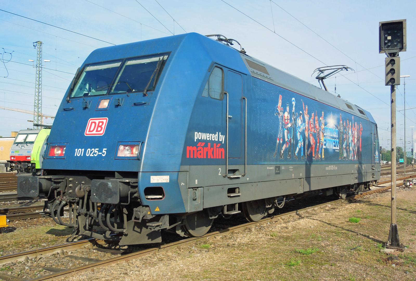 101 025-5 Starlight- Express in Basel Bad Bf