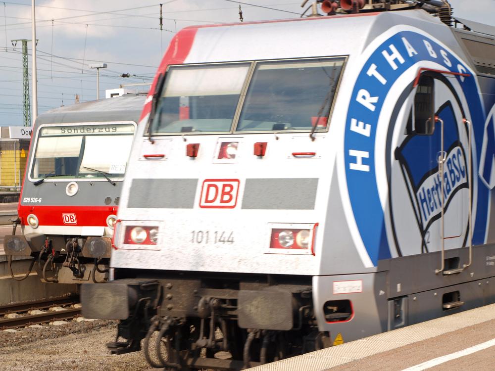 101 144 - die Hertha-Lok
