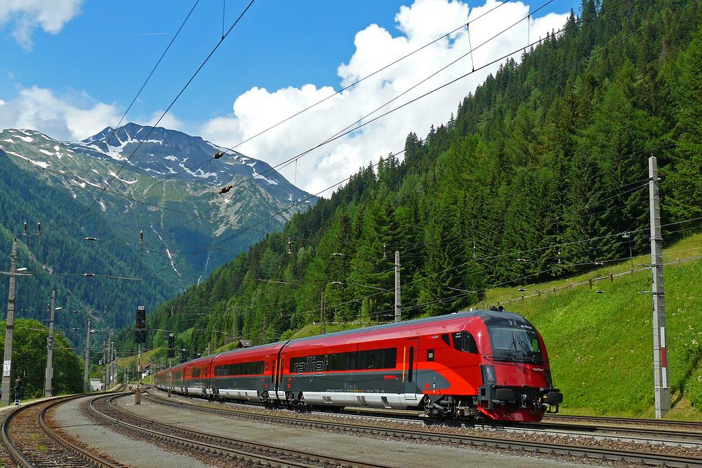 101 yahre Tauernbahn