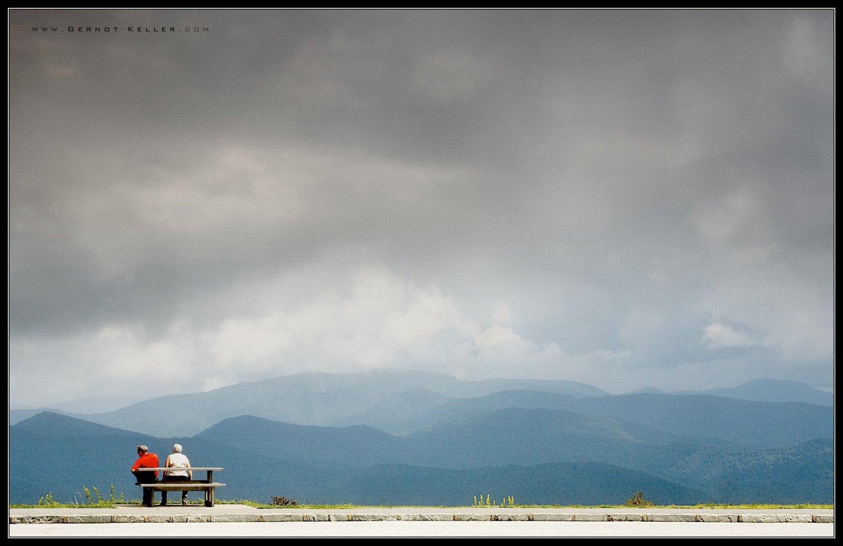 10175 - Grandiose Aussichten / Blue Ridge Parkway