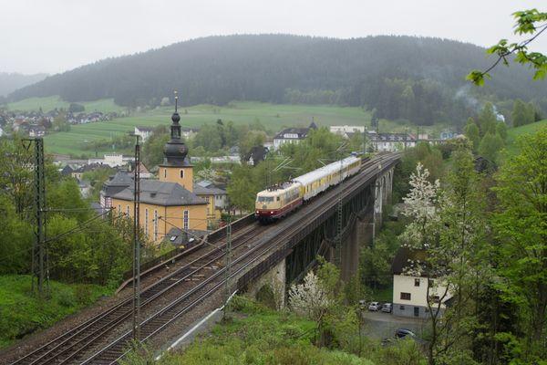 103 im Frankenwald