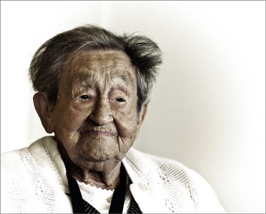 104 Jahre - und ein bisschen leise....