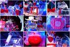 10.Eiszeit Ausstellung mit Eisskulpturen