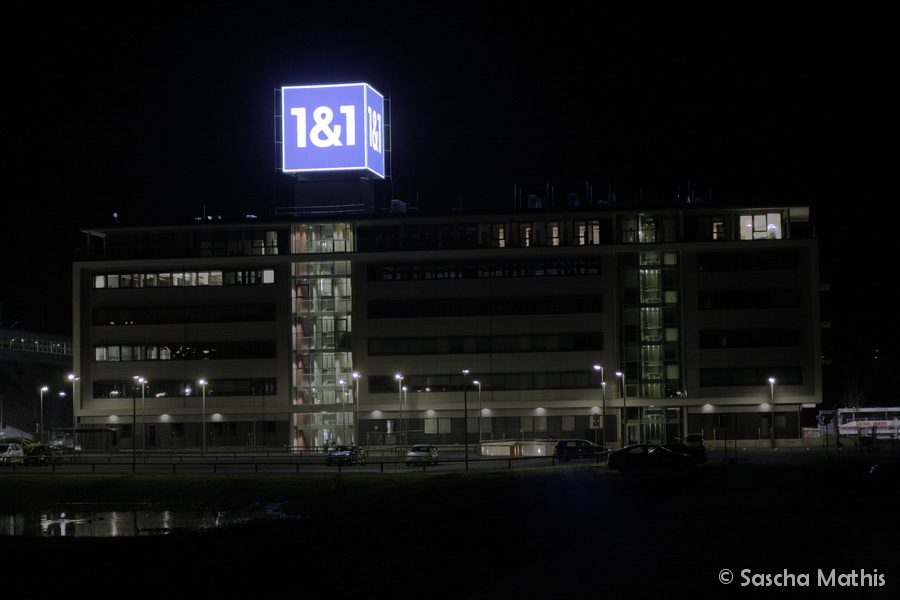 1&1 Call Center in Montabaur