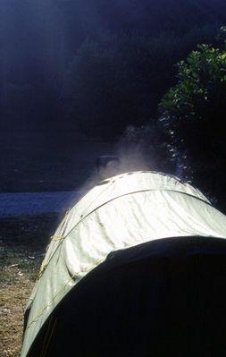 11 o'clock tent