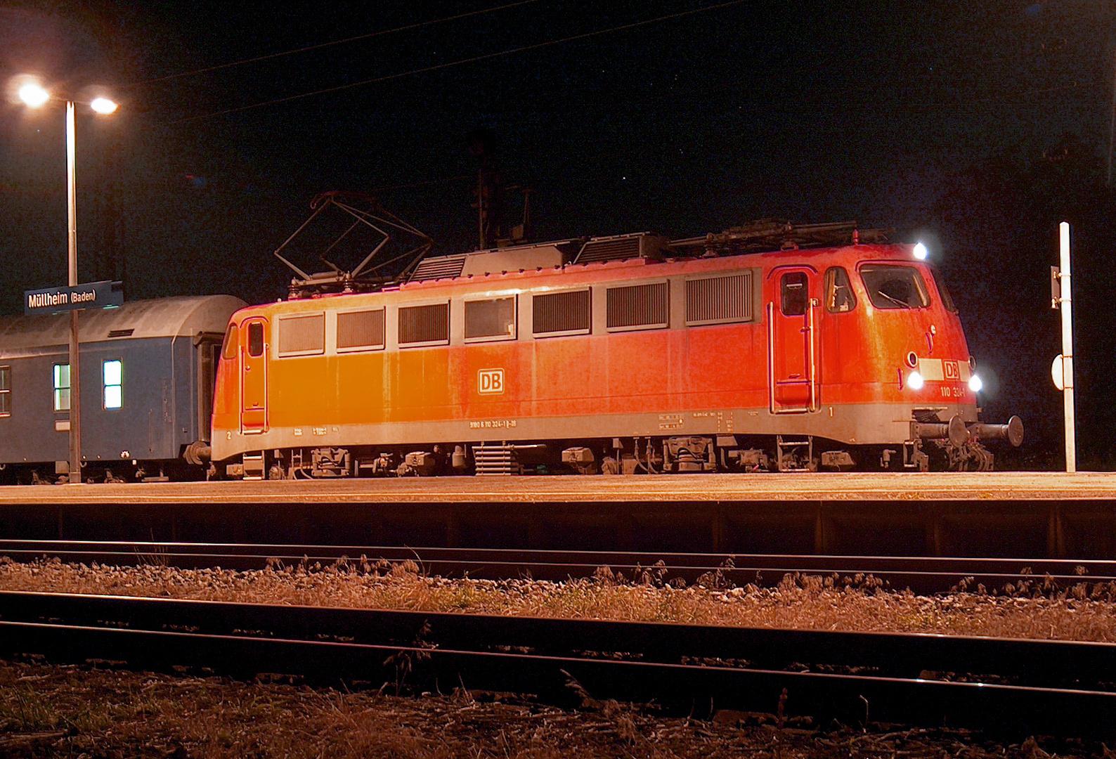110 324-1 in Müllheim (Baden)