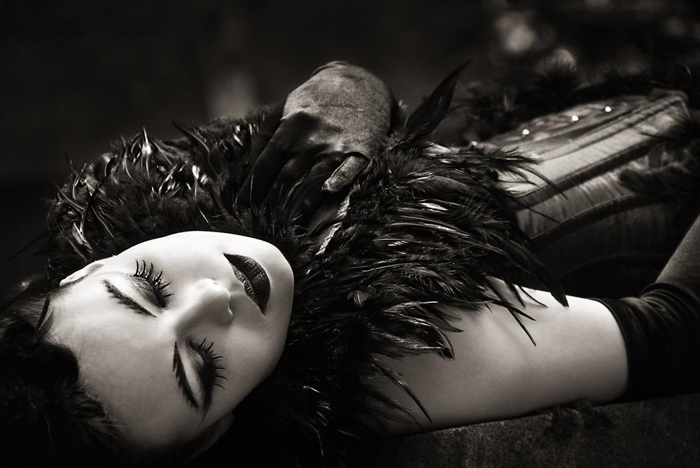 °110° dark swan