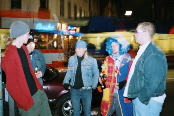 11.11.03 Nachts in Köln