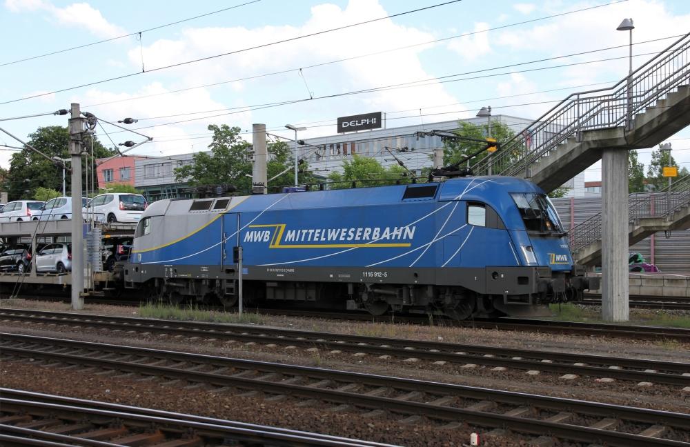 1116 912-5 in Fallersleben