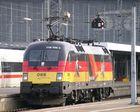 1116036 bei der Zugvorbereitung in München Hbf